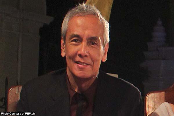 "Jim Paredes Tutulungan Ng Pnp: AM Radio Anchors' ""silence"" On Binay Worries Jim Paredes"
