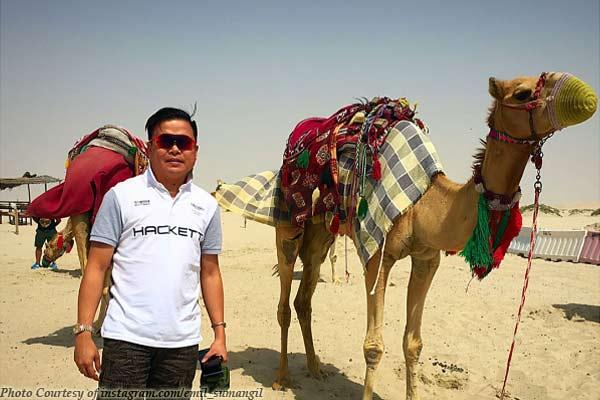 Ano Raw Emil Sumangil Naghahanap Ng Camel Toe