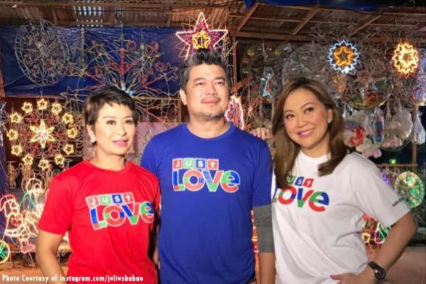 Bandila hosts, 'Just Love' ang wish ngayong Pasko