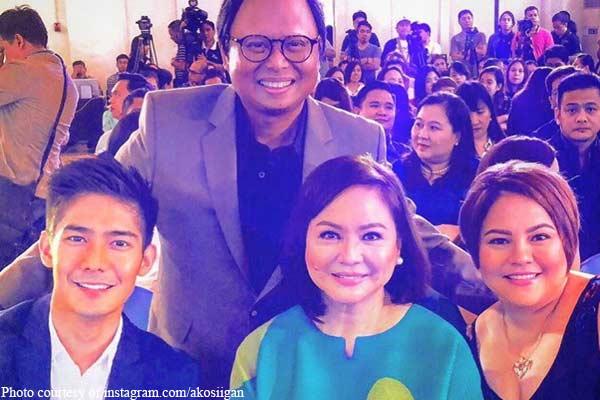 Igan atbp Kapamilya personalities, bati-bati muna sa isang event?