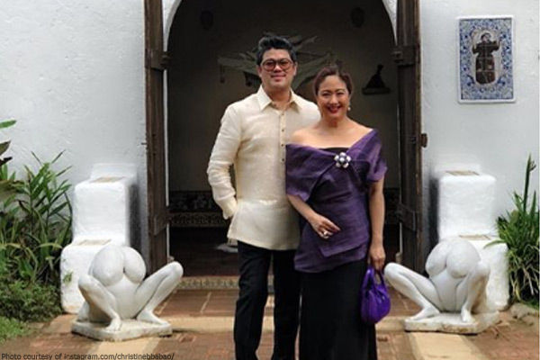 julius babao instagram julius babao and christine bersola julius babao family