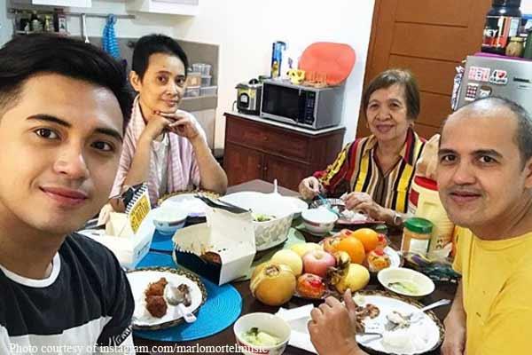 Marlo Mortel, number-one birthday wish  ang paggaling ng inang may cancer