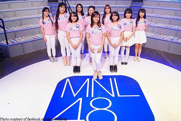 MNL48, Pinoy version ng AKB48