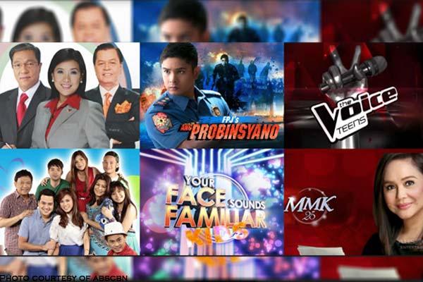 FPJ's Ang Probinsyano, PGT, tinutukan…ABS-CBN, panalo sa buong buwan ng Pebrero