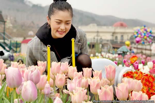 Kim Chiu, magaling na komedyante