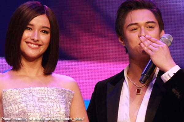 Enrique, Liza tinanghal na 'Box Office King and Queen'
