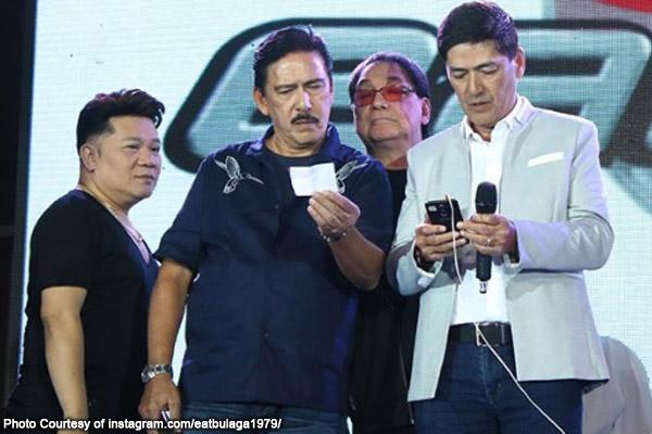 Tito Sotto iiwan muna ang Eat Bulaga!