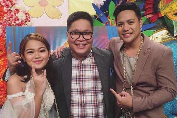 Janine, Reggie humabol sa 'Tawag ng Tanghalan' grand finals
