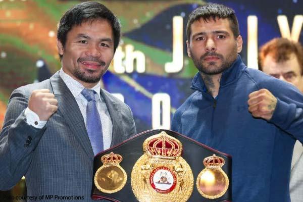 Pacquiao-Matthyse fight sa GMA Network