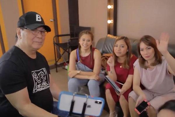 Eat Bulaga hosts sinubukan ang buhay TV production