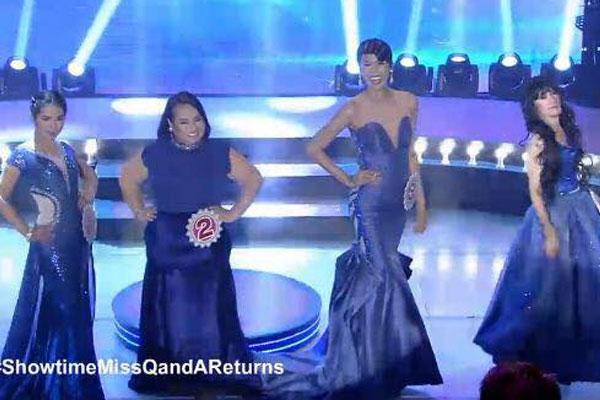 'Miss Q and A,' pandaigdigan na ang labanan sa bagong season