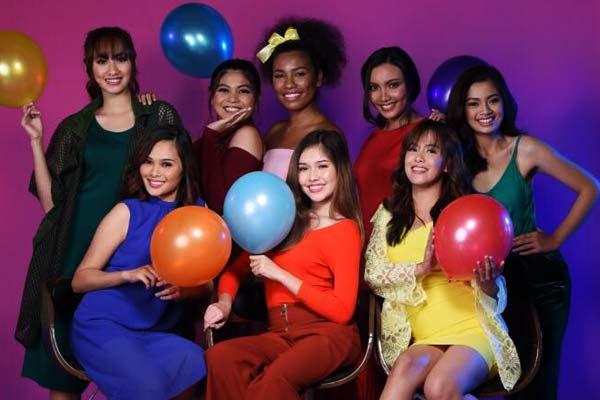 40 Pinay beauties tampok sa 'Miss Millennial Philippines 2018'