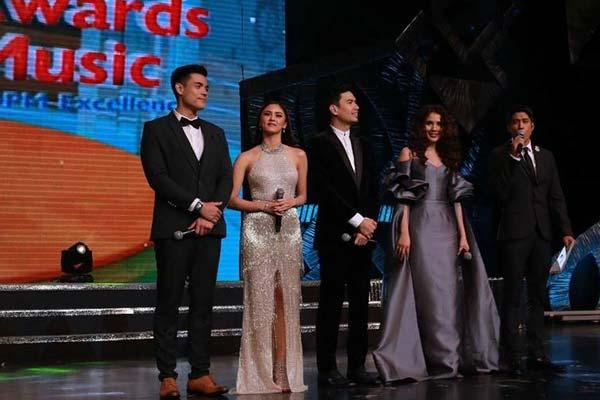 Martin, Angeline,Christian, Moira nanguna sa PMPC Star Awards For Music: 'A Decade of OPM Excellence'