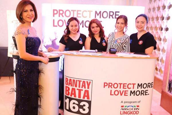 Bantay Bata 163 thankful for Kapamilya support