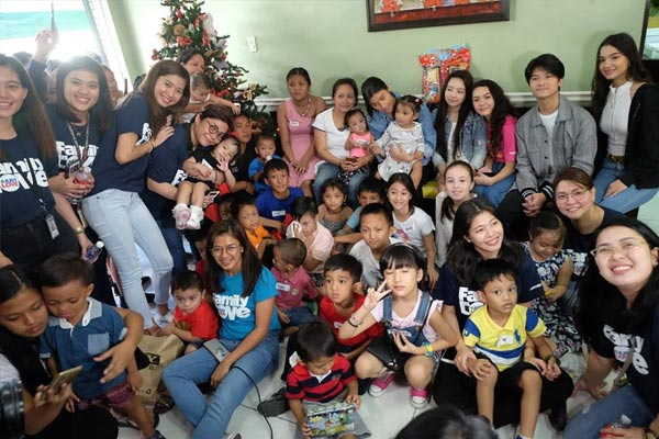 Star Magic artists come together for a cause