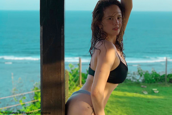 Ellen Adarna, mas pinainit ang Bali