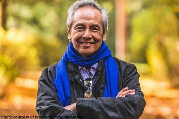 Jim Paredes Tutulungan Ng Pnp: Jim Paredes