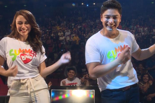 ABS-CBN 'Summer is Love' station ID super saya