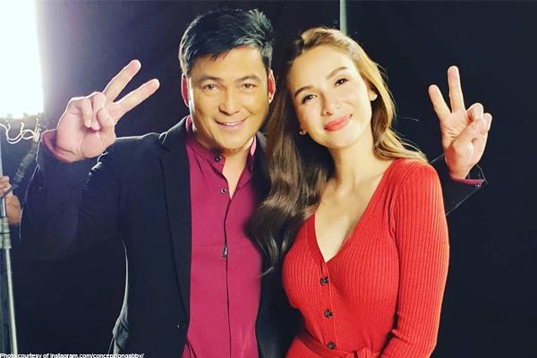 Jennylyn Mercado, Gabby Concepcion to spread kilig in Cebu this Saturday