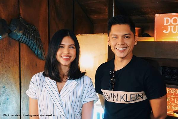 Maine Mendoza, excited maging leading man si Carlo Aquino sa 'Isa Pa With Feelings'
