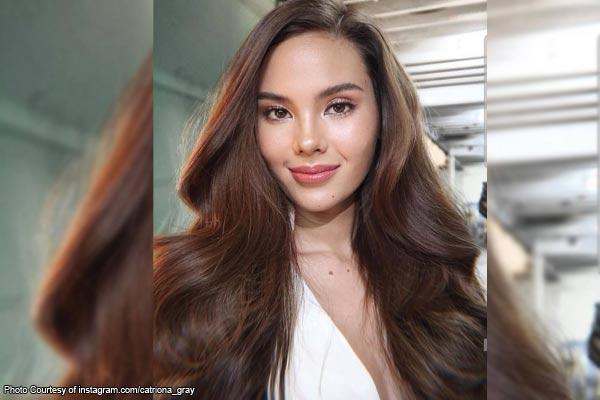Miss Universe Catriona Gray, ipinagtanggol ang transwoman na pinosasan sa isang mall matapos gumamit ng women CR