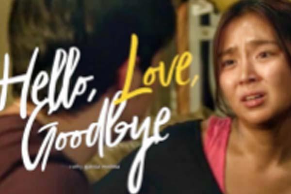 'Hello, Love, Goodbye' unang Pinoy movie na ipapalabas sa Jeddah