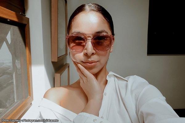 Julia Barretto, vacation mode sa Hong Kong