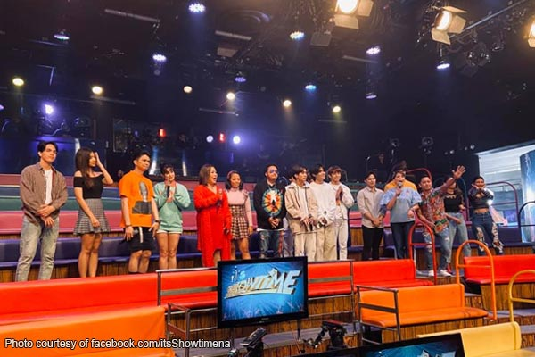 Turn off for: Filipino GMA, ABS-CBN shows, wala munang live audience