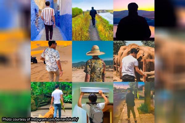B-day gift ni Kathryn kay Daniel: Thank you for being a living proof