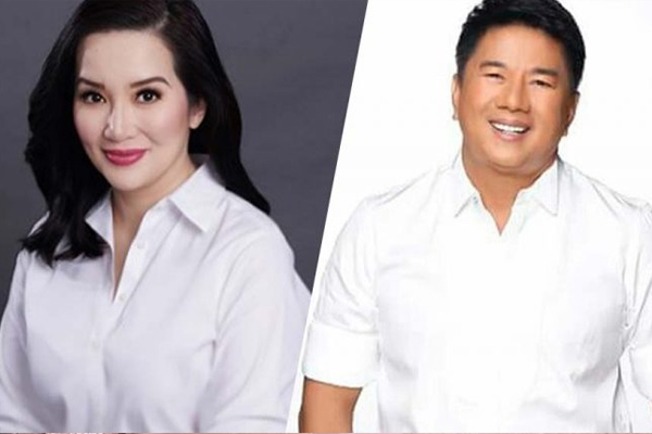 Pacman OUT! Willie Revillame, in sa project ni Kris Aquino