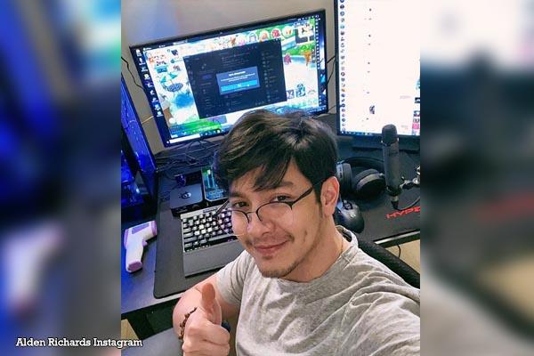 Alden Richards, pinapa-mass report ang poser niya sa FB