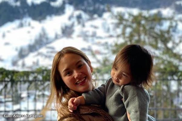 Ellen Adarna, ipinakita si Baby Elias sa kanyang 2nd birthday