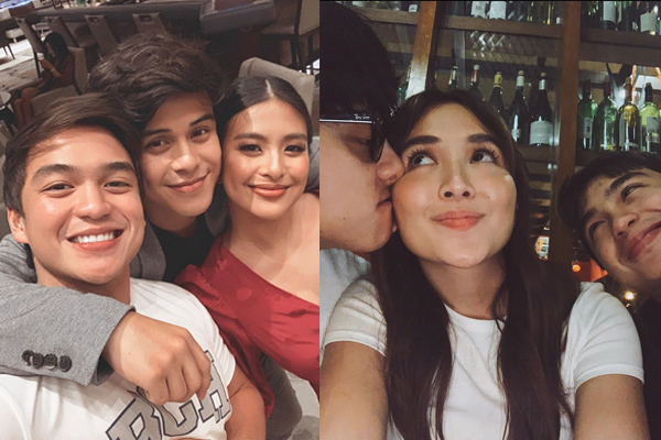 Dominic Roque, forever na third wheel