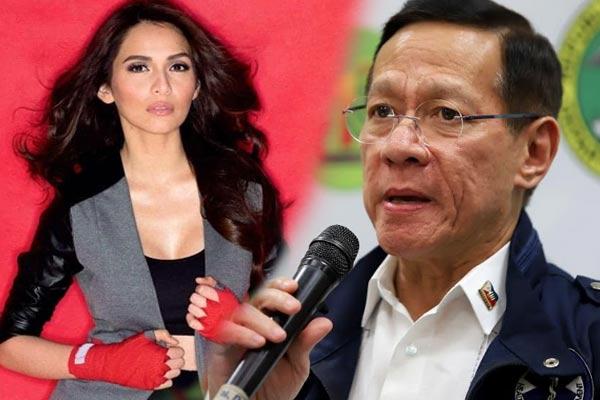 """Jen Mercado kay Duque – """"Mag-mask nga ng maayos hindi niya magawa"""""""