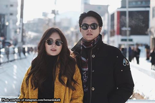 KathNiel, COVID-19 at ABS-CBN franchise muna bago projects