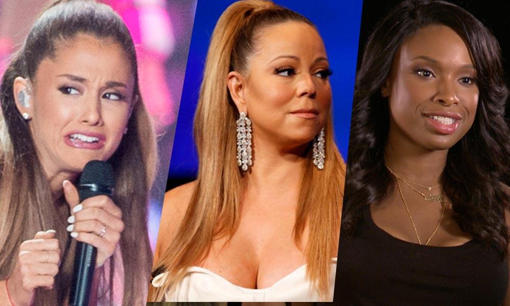 Ariana Grande, Mariah Carey at Jennifer Hudson, isasalba ang Pasko