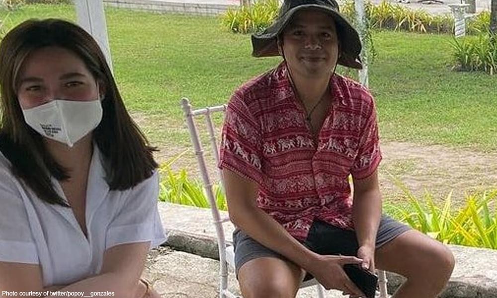 SPOTTED: Bea Alonzo at John Lloyd Cruz, magkasama sa Batangas
