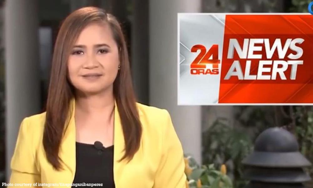 """GMA, GMA News TV at Tina Panganiban-Perez, hinanapan ng """"updates"""""""