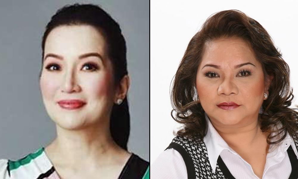 Kris Aquino, pumalag sa isyu with Cristy Fermin