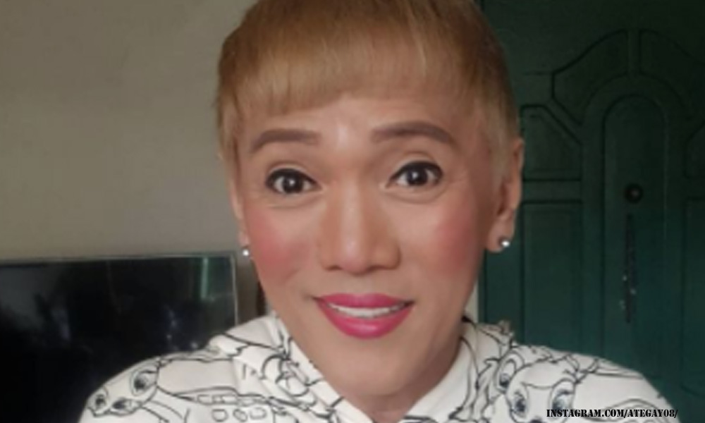 Ate Gay umapela sa GMA
