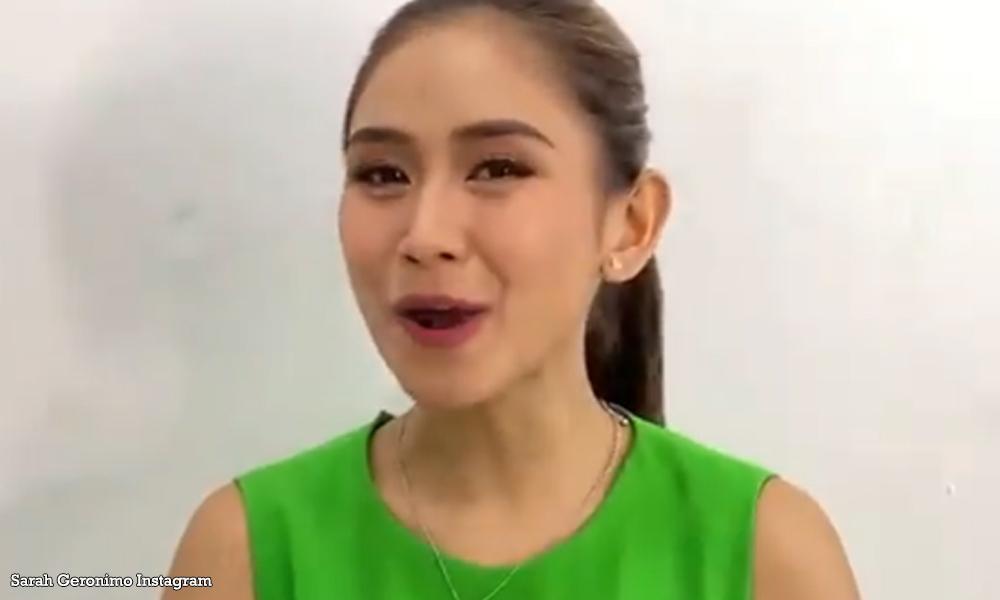 Sarah ngayong may asawa na: rewarding and challenging