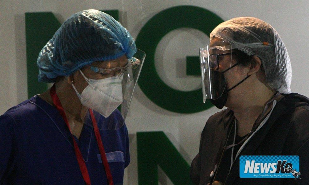 'Pinas kapos ng 92K doktor, 44,000 nars sa pandemic