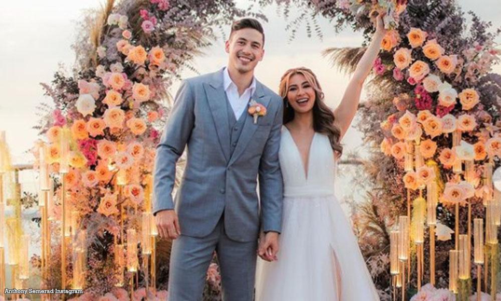 Sam at Anthony intimate ang civil wedding: Engrandeng kasal sa December gagawin