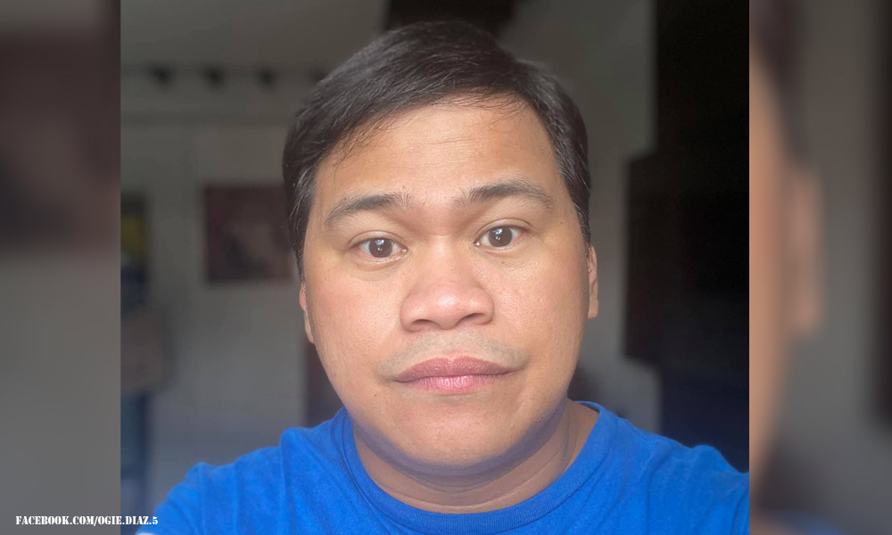 Vlogger sinupalpal ni Ogie: Ipinagkakalat Joshua nakabuntis