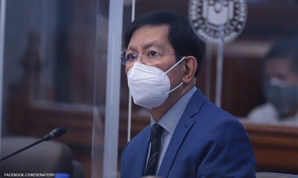 Local producer nalugi! China tumiba sa medical supplies ng 'Pinas – Lacson
