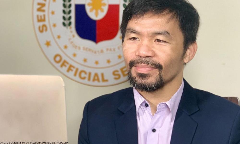 Lalaban sa 2022 presidential race! 'Panahon na upang manalo naman ang mga naaapi' – Pacquiao