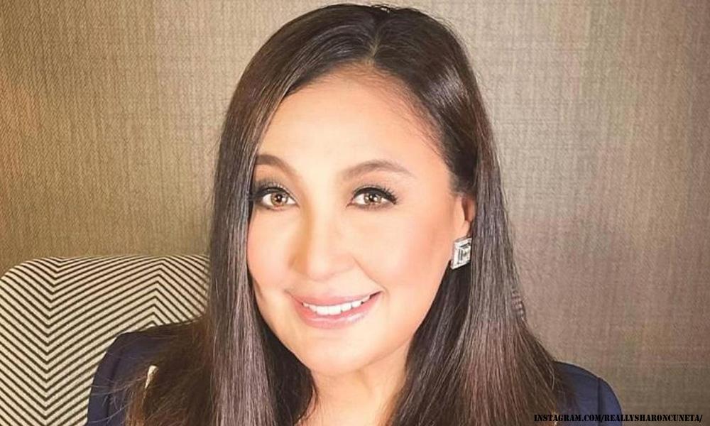 Sa June 15 ang second dose ng COVID-19 vaccination, Sharon hindi pa sure kung uuwi na