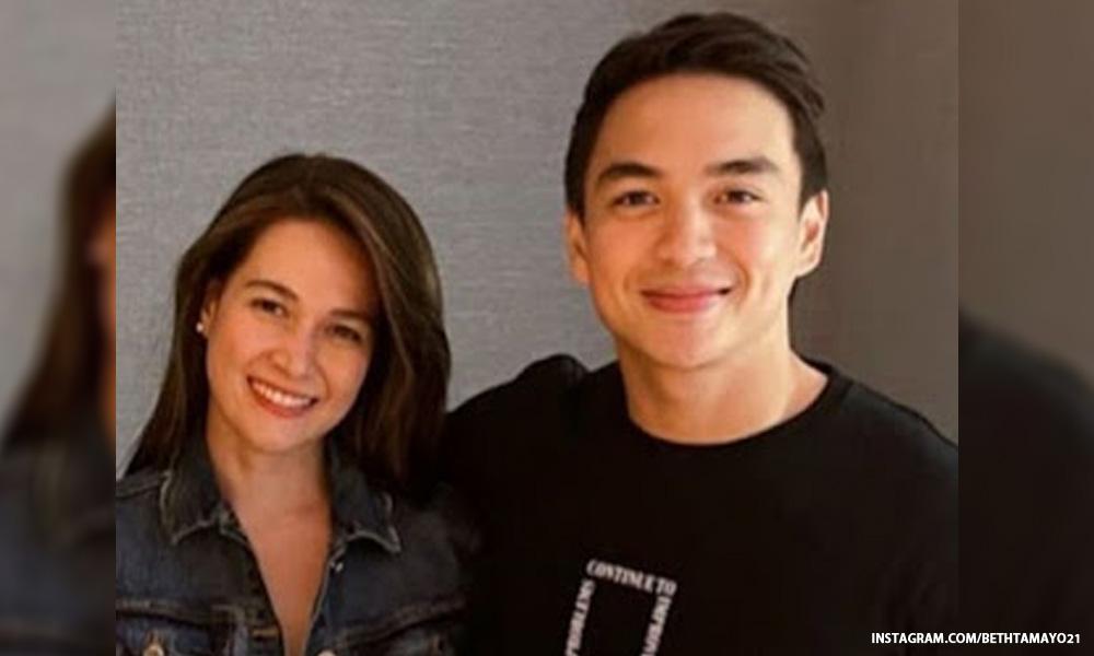 Instagram stories muna… Bea at Dominic malapit nang umamin?