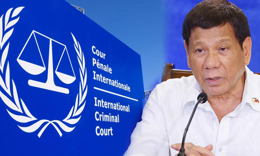 "ICC hinamon! ""Those who destroy my country, I will kill you. Talagang yayariin kita"" – Duterte"