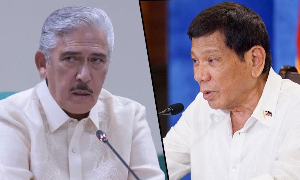 Sotto magiging mabuting bise presidente – Duterte